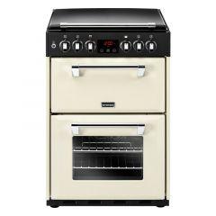 Stoves 444444722 RICHMOND600DF Crm 60cm dual fuel cooker