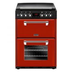 Stoves 444444724 RICHMOND600DF Jal 60cm dual fuel cooker