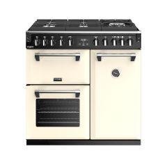 Stoves RICHMOND DX S900DF GTG CC 90cm dual fuel range cooker