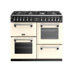 Stoves RICHMOND DX S1000DF CC 100cm dual fuel range cooker