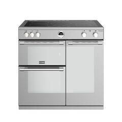 Stoves STERLING DX S900Ei SS 90cm induction range cooker