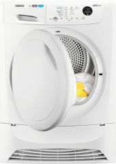 Zanussi ZDH8903PZ 8kg heat pump tumble dryer