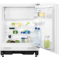 Zanussi ZEAN82FR Built-under fridge with freezer box