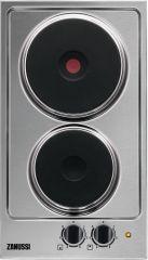 Zanussi ZEE3922IXA 30cm solid plate domino hob