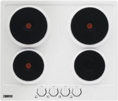 Zanussi ZEE6942FWA 60cm solid plate hob