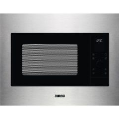 Zanussi ZMSN5SX Built-in microwave