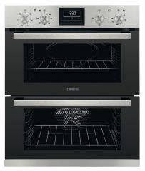 Zanussi ZOF35661XK Built-under double oven