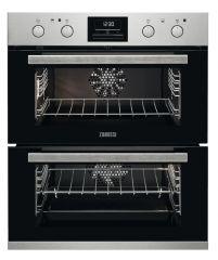 Zanussi ZOF35802XK Built-under double oven