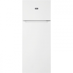 Zanussi ZTAN24FW0 55cm wide top mount fridge freezer