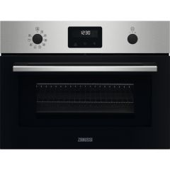 Zanussi ZVENM6X1 Built-in combination microwave oven