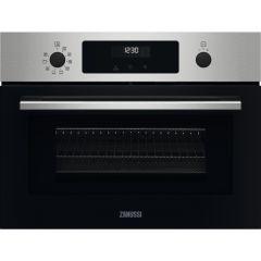Zanussi ZVENM6X2 Built-in combination microwave oven