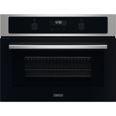 Zanussi ZVENM7X1 Built-in combination microwave oven