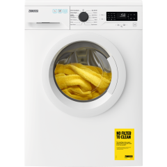 Zanussi ZWF725B4PW 7kg washing machine