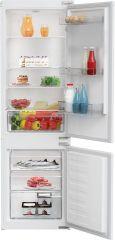 Zenith ZICSD373 Built-in fridge freezer