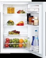 Zenith ZLS3584W 55cm under counter larder fridge